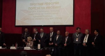 СКГО помаже Србобрану у реформи пореског система