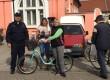 Бициклистима у Турији подељена светла