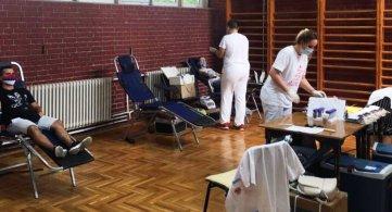 Успешна акција прикупљања крви