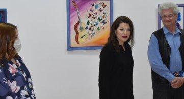 Прва самостална изложба Ангеле Јовић Зеремски