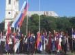 Српске заставе украсиле Србобран