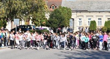 Уличне трке у част Дана општине Србобран